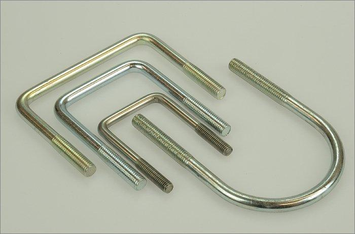 Bügelschrauben / Klemmbügel in Sondermaßen - null