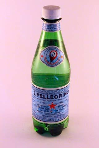 San Pellegrino 500ml Pet Bottle  -