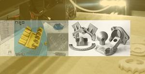Impresion 3D a Aluminio