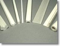 Glasfaserverstärkte Profile aus Polyester (GFK) - null