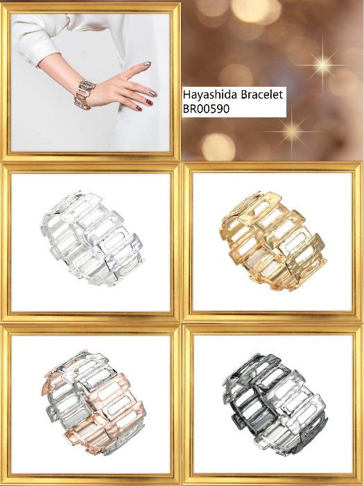 Bracelet elastique HAYASHIDA -