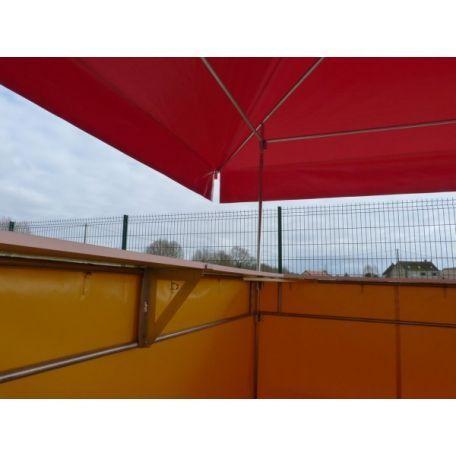 Stand Buvette 4.50 X 4.50 M - Tentes De Reception