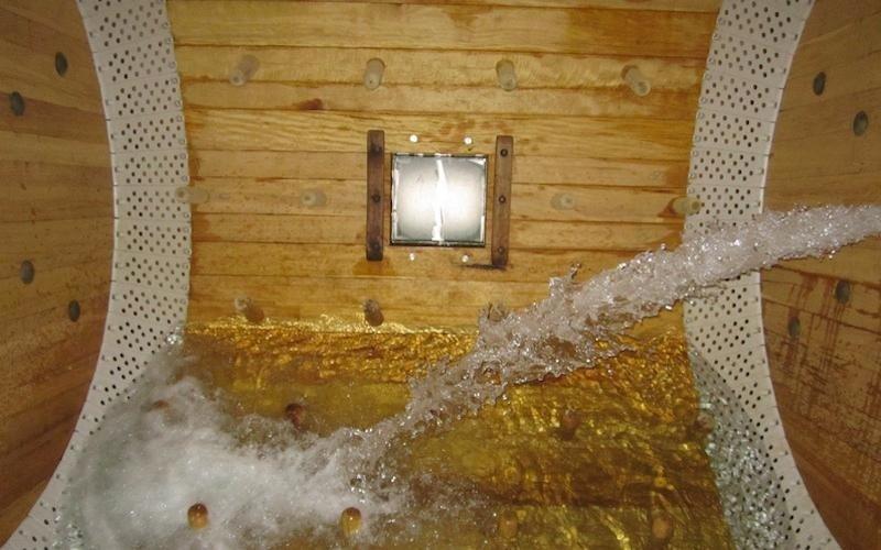 sida legno botti bottali - bottali costruzione