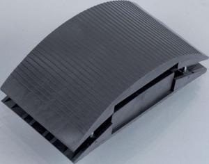 Handschleifteller rund mit Handschlaufe, Klettsystem - Handschleifblock zweiteilig, Klemmsystem