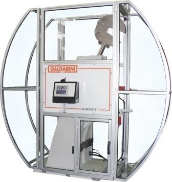 Pendelschlagwerk IMPACT 750 J.