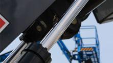 Piston rods INFINITY SERIES