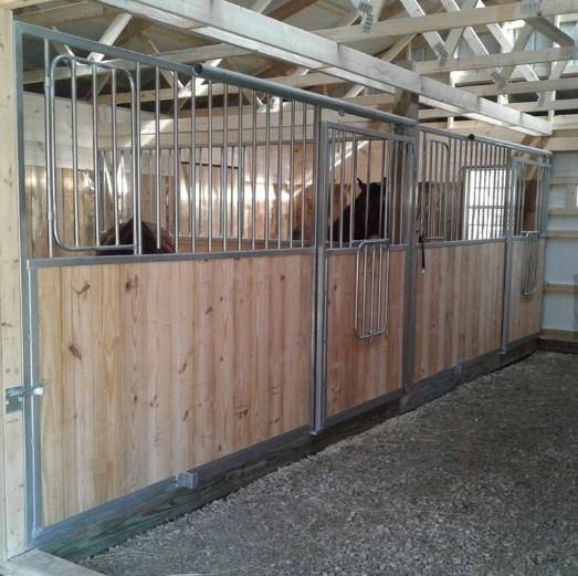 European Used Horse Stalls  - Customize Design European Style Horse Stall/Stable