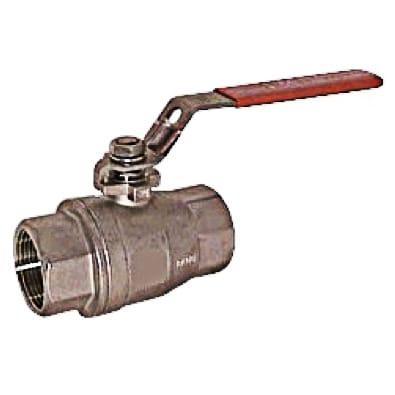 Ball Valves - Stainless steel ball valve D325