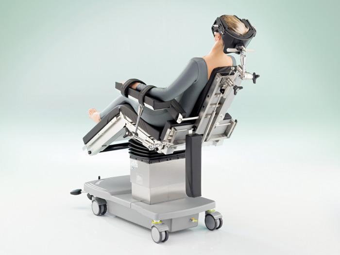OPX mobilis® 200 Table d'opération légère et maniable - Table d'opération indépendante du secteur
