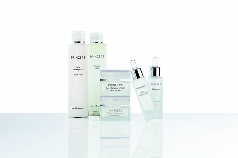 Linea prodotti PRINCEPS - Prodotti skin care di alta qualità