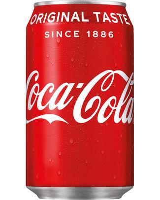 Coca Cola Fat Cans 33cl - 24 - Vending / boissons
