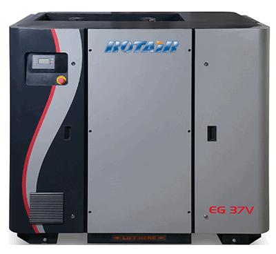 Compressor de parafuso ROTAIR EG series