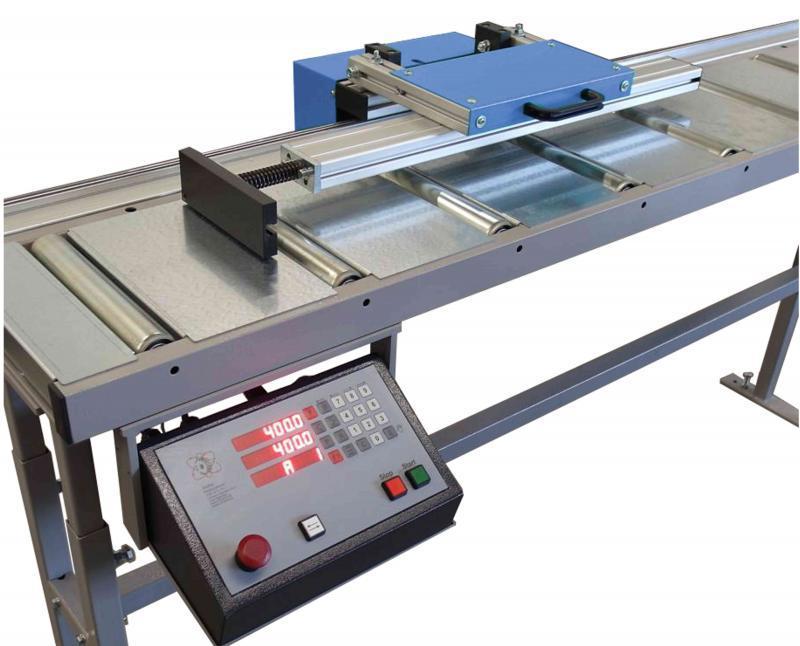 PD 50 e – Motorischer Längenanschlag - PD 50 e – Motorischer Längenanschlag
