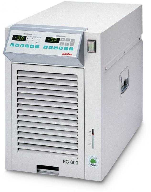 FC600 - Chillers / Recirculadores de refrigeração - Chillers / Recirculadores de refrigeração