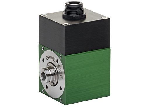 8655系列扭矩传感器 - 方形外观、超短设计、非接触、旋转、坚固耐用、易操作