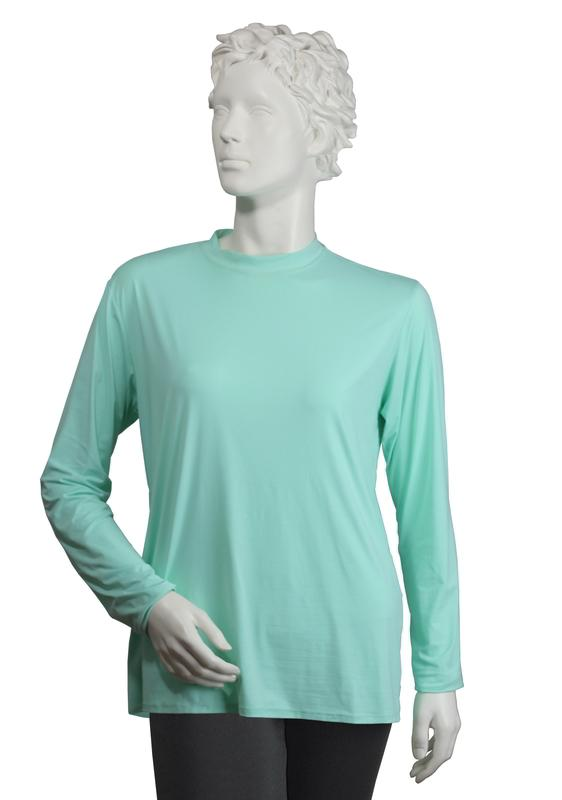 T-shirt com proteção UV  -