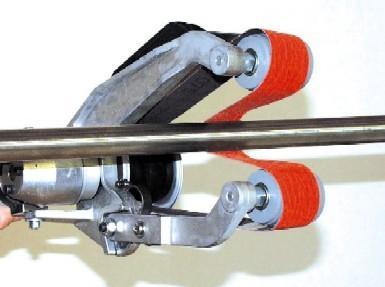 Handpieces with slide connection GS - PR-attachement