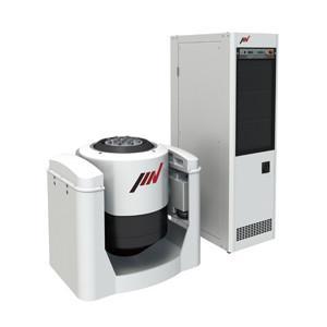 Schwingprüfsysteme der Baureihe A, 3 bis 74 kN - Elektrodynamisches, luftgekühltes Schwingprüfsystem mit ECO-Technologie