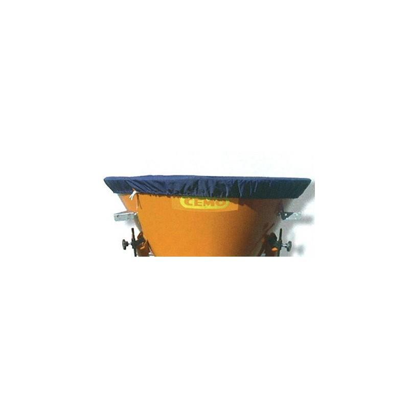 Couverture trémie pour épandeur à sel 260L - Référence : SW260/COUV