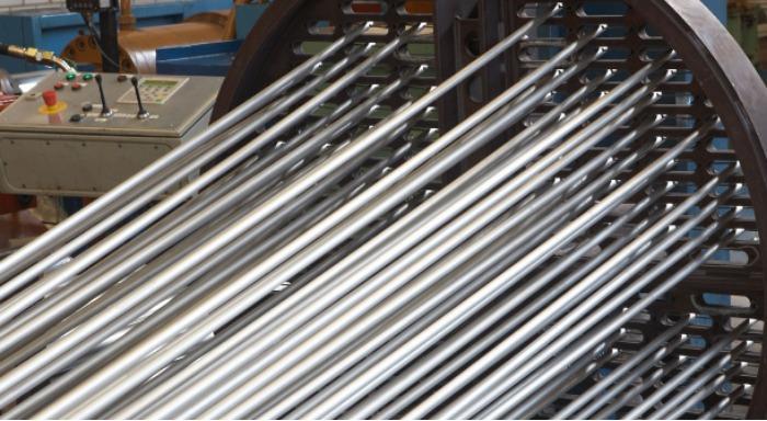 Barres en aluminium -