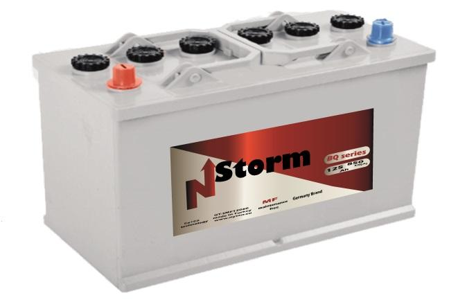 N-STORM BATTERY - N-STORM TRACKTOR BATTERY