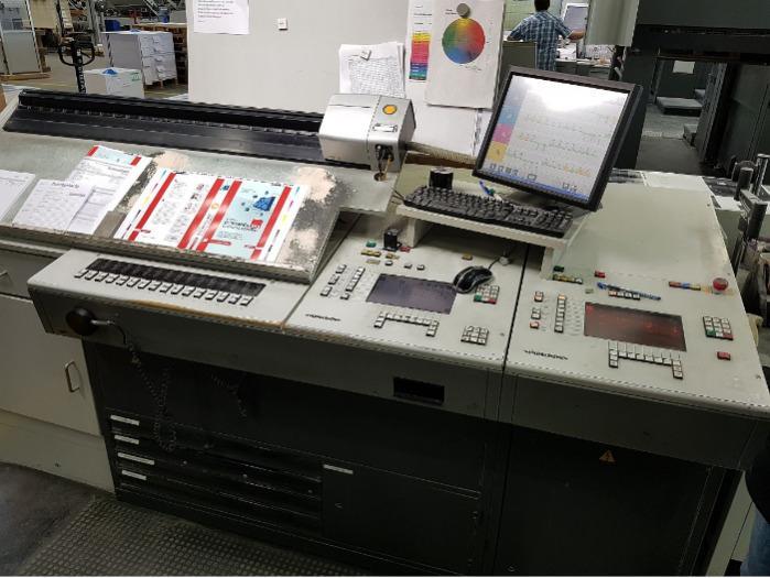 Heidelberg SPEEDMASTER SM 52-4 - - Used Machine