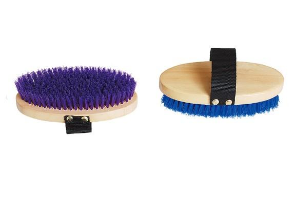 17*7.5cm horse dandy grooming brush;horse/pet body brush  - 17*7.5cm horse dandy grooming brush;horse/pet body cleaning brush