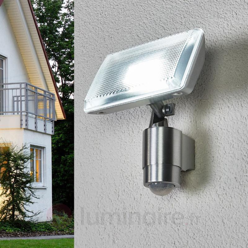 Spot LED extérieur avec détecteur infrarouge - Projecteurs d'extérieur LED