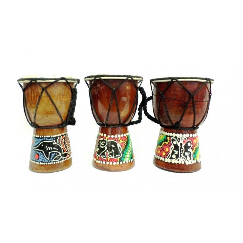 Timbal Puntito Pequeño 15cm - Instrumentos de viento y percusión