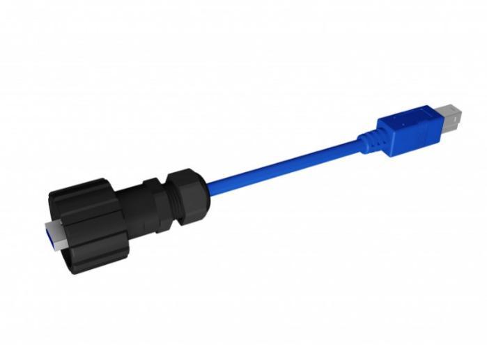 IP67 USB 3.0 Connectors - IP67 USB 3.0 Connectors