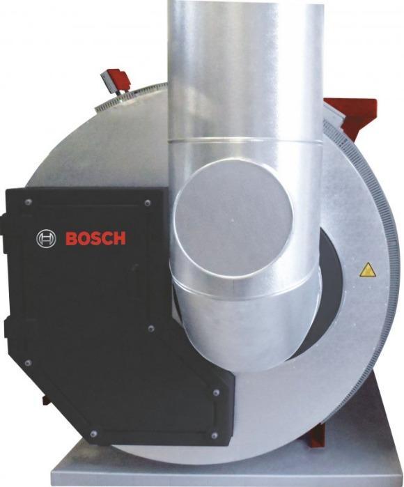 Bosch Waste heat boiler - Bosch Waste heat boiler