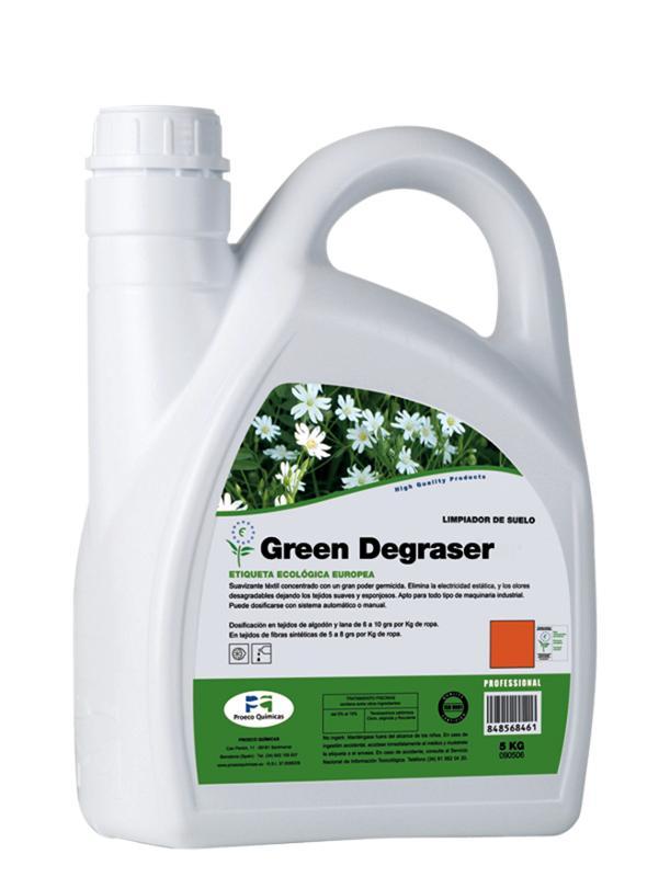 Produits d'entretien Écologique - GREEN DEGREASER