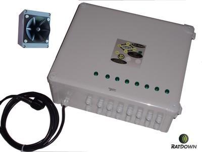 Centrale ultrasonique AP16
