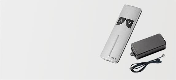 Commandes - Récepteur RF & Télécommande HB10