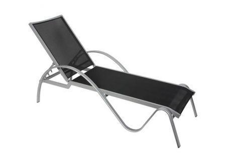 Bain De Soleil Focéa - Chaise Longue - Mobilier De Terrasse