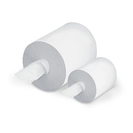 Rotolo spirale doppio velo pura cellulosa - null