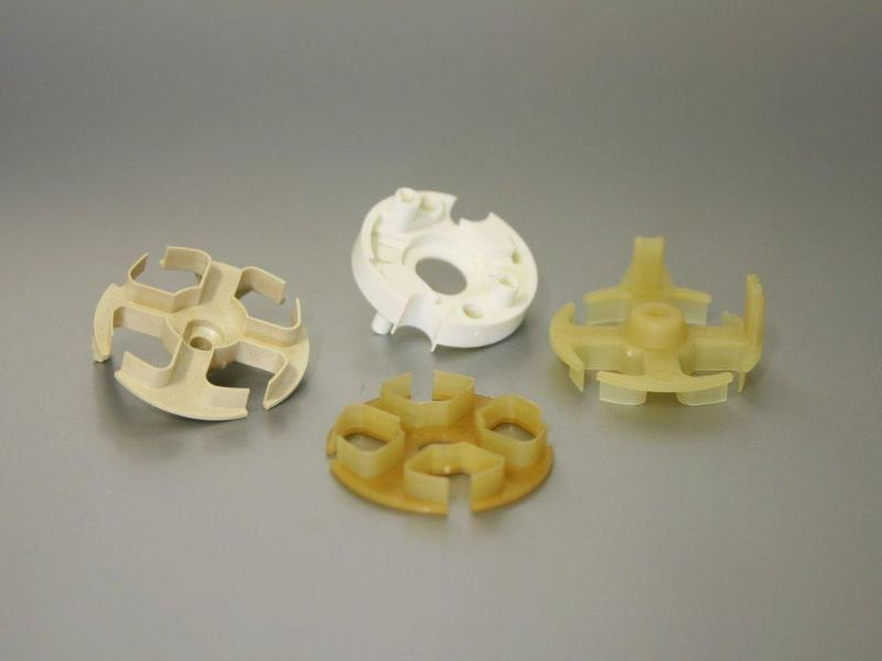 Plastic parts - Insulation parts made of PA46 GF30