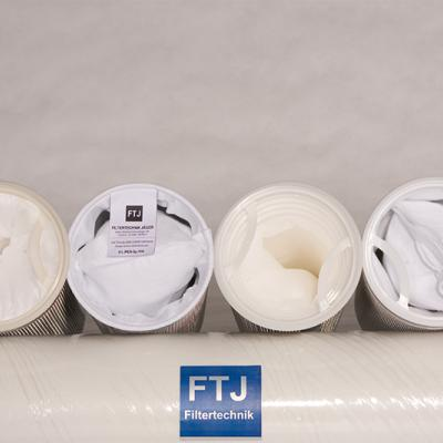 HIGH PERFORMANCE FILTER BAGS PES/PP - null
