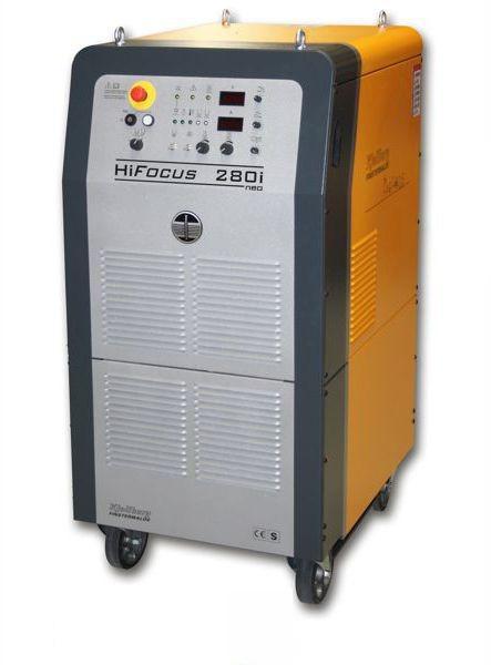 HiFocus 280i neo - Generatore di corrente per taglio al plasma CNC - HiFocus 280i neo