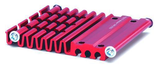 pompes a vide - P3010 embases encliquetables