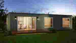 maisons containers modulaires maison container modulable world way factory containers. Black Bedroom Furniture Sets. Home Design Ideas
