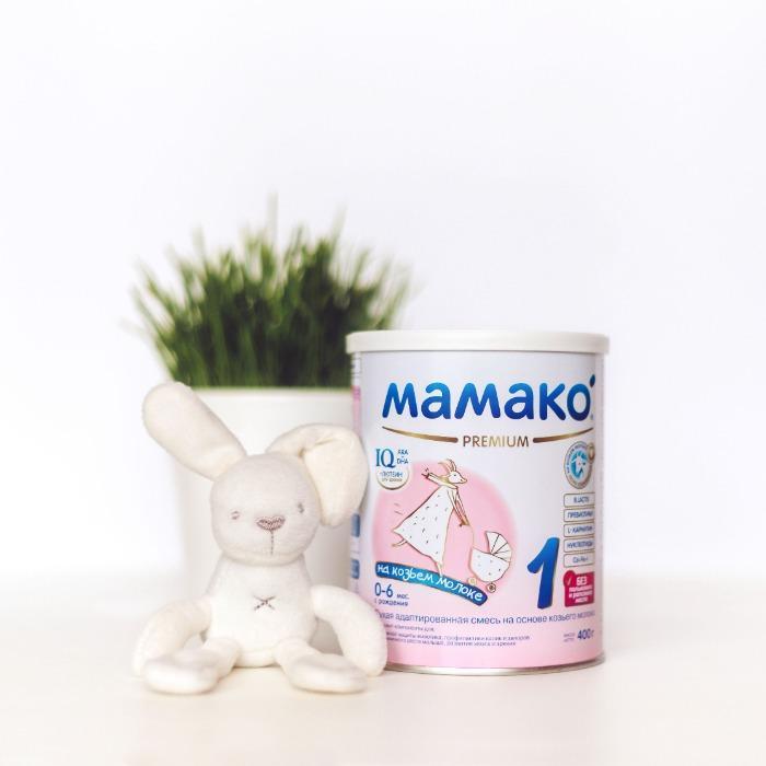 Goat milk-based infant formula - 1 Premium, 0 – 6 months