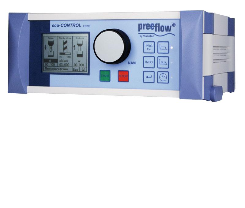 eco-CONTROL  - control unit for precision volume dosing units of the eco-PEN and eco-DUO series