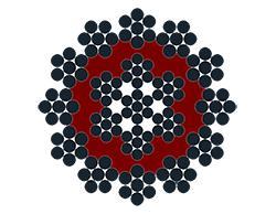 19X7 Plastic covered core (Polyurethane) - miniera - cavi