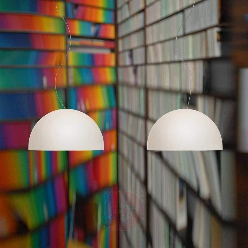 Double bulb pendant light BOWL - Pendant Lighting