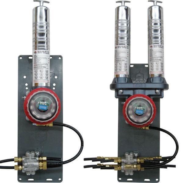 Titan Luber - sistema de lubricación automático