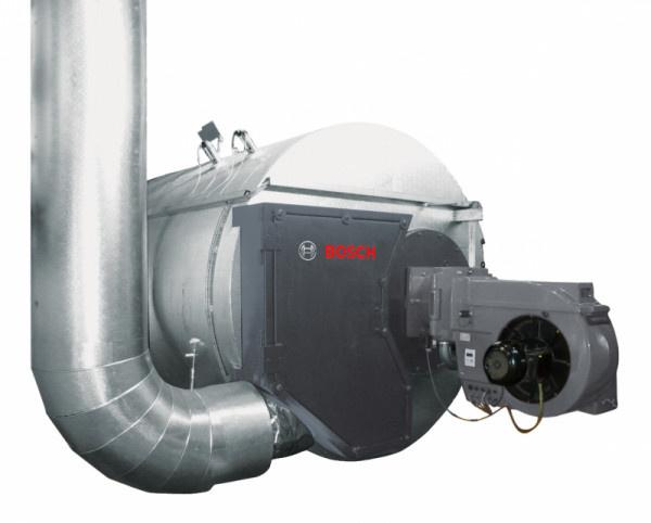 Self-fired waste heat boiler, 3-pass waste heat recovery boiler ...