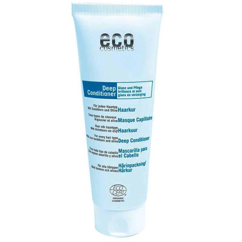 ECO Haarkur 125ml mit Sanddorn und Olive - null