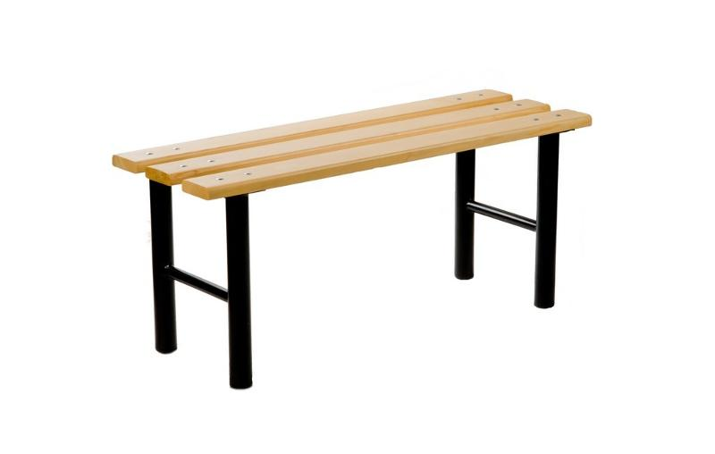 Low bench for changing and cloakrooms - null