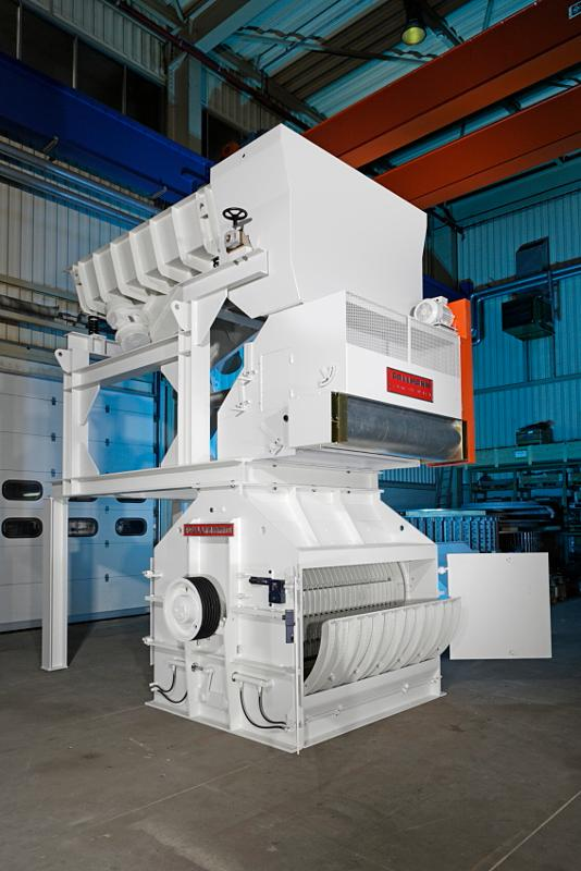 Hammer mill - Type PHMS - Annual Plants